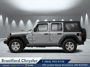 2018 Jeep Wrangler Unlimited Sahara 4x4  - Navigation - $391.69