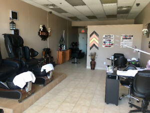 FOR SALE - Hair & Nail Salon in Lindsay, Ontario