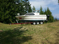 1994 Bayliner 2452 Classic (125 hours on the clock)