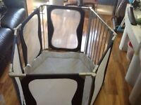 Playpen - Mothercare Playpen in very good condition