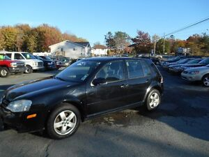 2008 Volkswagen Golf City Hatchback tax included
