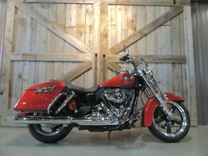 2012 Harley-Davidson FLD - Dyna Switchback Peterborough Peterborough Area image 1