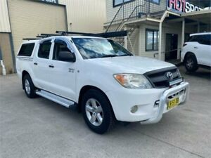 2007 Toyota Hilux GGN15R MY08 SR 4x2 5 Speed Automatic Utility