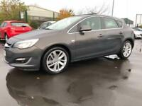 2012 Vauxhall Astra 2.0 CDTi ecoFLEX 16v SRi 5dr (start/stop)