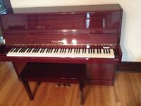 Piano droit  (George Steck) 2100$