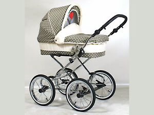 REDUCED: Gorgeous European Pram with all the frills! St. John's Newfoundland image 1