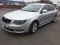 2011 Skoda Superb 1.6 TDI GreenLine CR Elegance Hatchback 5dr Diesel Manual