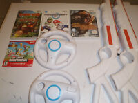 Wii games, all in great condition