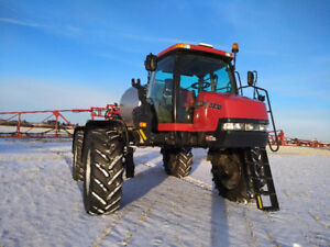 2014 Case IH Patriot 3330 Self-Propelled High Clearance Sprayer