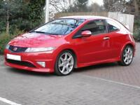 Honda Civic 2.0i-VTEC Type R GT, Red, FSH, 2007, 3 Months Warranty