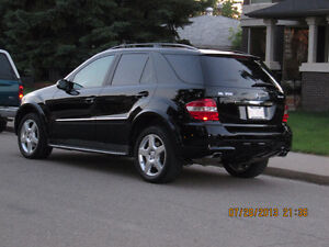 2006 Mercedes-Benz M-Class SUV, Crossover.