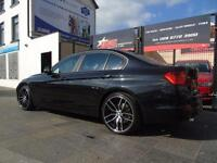 2014 BMW 3 Series 2.0 320d EfficientDynamics 4dr (start/stop)