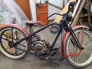 Wanted old Harley