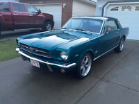 1965 Mustang 289 V8, Excellent condition