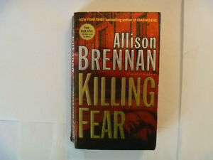 ALLISON BRENNAN - Killing Fear - Paperback