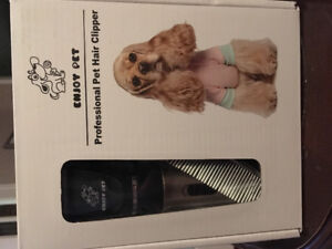 Professional Pet Hair Clippers Kit *Used Once* Mint Condition