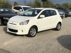 2014 MITSUBISHI MIRAGE CERTIFIED WE APPROVE EVERYONE