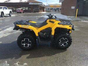 2014 Can am outlander 800xt