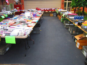 GARAGE SALE 3518 CREDIT WOODLANDS MISSISSAUGA SATURDAY THE 15TH