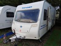 NOW SOLD 2009 Bailey Ranger 460 4 S6 Fixed Bed Lightweight Caravan