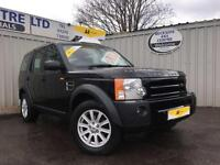 Land Rover Discovery 3 2.7TD V6 auto 2007MY SE 4X4