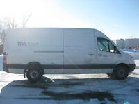 Owner Operator for Van (Sprinter or Cargo Van)