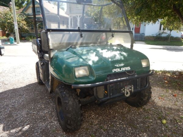 Used 2002 Polaris 2002 4X4 RANGER