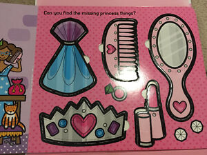 Princess Party Set Puzzle Cambridge Kitchener Area image 2
