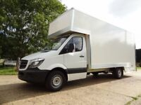 House Move, Van & Man Hire, Office/Flat, Removals, House Clearance, Furniture Collection, 24HR