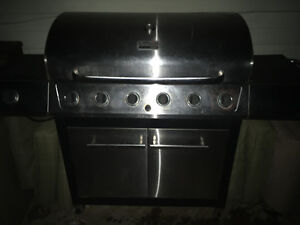 Stainless Steele BBQ