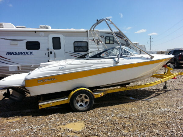 Used 2008 Doral Boats 190 Sunquest