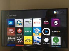 """Sony 55"""" HDTV 1080p LED Backlit 3D"""