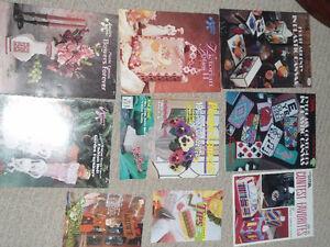 Plastic Canvas Magazines