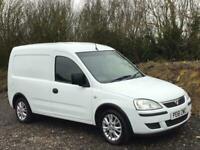 2011 Vauxhall Combo 1700 1.3CDTi 16V ecoFLEX SE Van [75PS] ++ NO VAT ++ NEW MOT