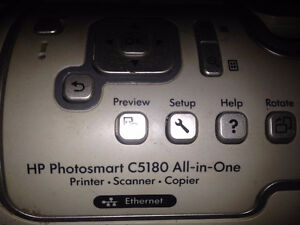 hp photosmart c5180 all in one