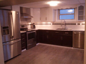 3 BR 1BA Basement Suite w/ Separate Entrance by NAIT