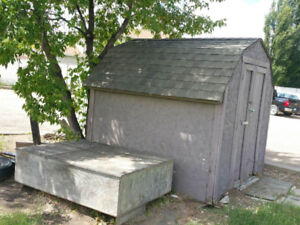 Free Hurry up  Shed for sale need to take today 8×8