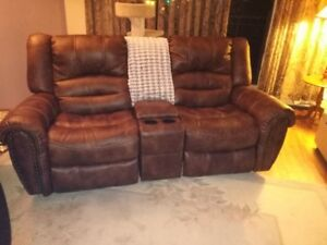 Couch,  Recliner 2 Seater