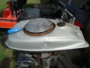 VINTAGE 1940'S CHAMPION BLUE RIBBON 4HP OUTBOARD MOTOR