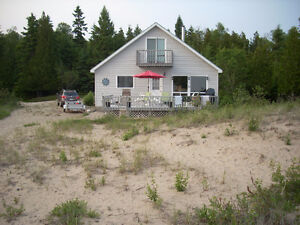 Waterfront Cottage on Manitoulin Island