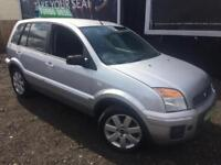 Ford Fusion 1.6TDCi Plus , £30 a year road tax , upto 70 MPG