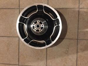 Street Glide rear wheel