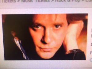 Eddie Money tickets for tonight (may 27th at the DTE)