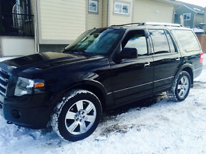 2010 Ford Expedition Limited 4x4 SUV, Crossover