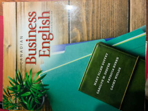 Canadian Business English Book