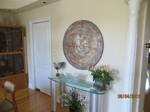Large, Round, Colourful, Abstract Spin Painting Art from $175 Oakville / Halton Region Toronto (GTA) image 8