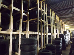 265/70R18 Goodyear Wranglers – 1000's of Used Tires In Stock Peterborough Peterborough Area image 2