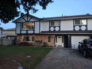 Richmond 3 Bedroom Home for Rent..Available Anytime!