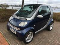 2003 SMART CITY PASSION SOFTOUCH COUPE PETROL