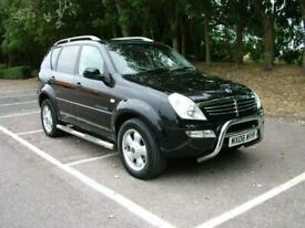 image for 2006 Ssangyong Rexton 270 Xdi SE7 5dr Tip Auto ESTATE Diesel Automatic